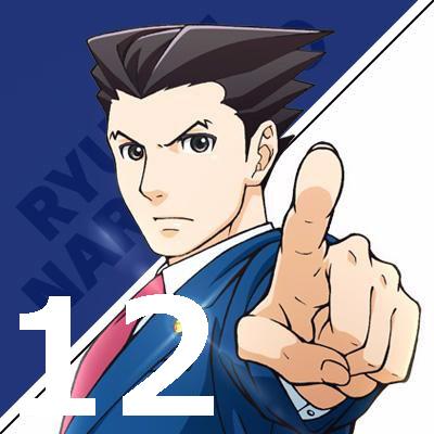 逆転裁判 第12話 【アニメ感想まとめ】-法廷闘争も終盤、物語は加速する!(意味深)・・・これは尺の問題か。