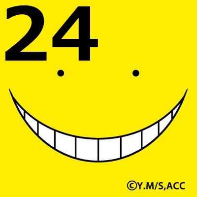 暗殺教室 第2期 第24話 【アニメ感想まとめ】-さようなら、ころせんせー!卒業は涙と感謝の気持ちでお別れを。